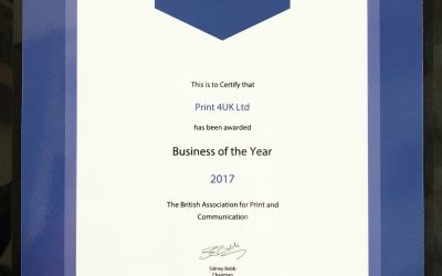 Business of the Year Award Winners!